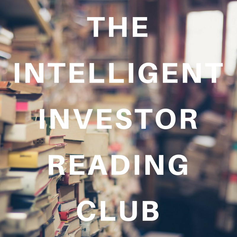 Intelligent Investor Reading Club