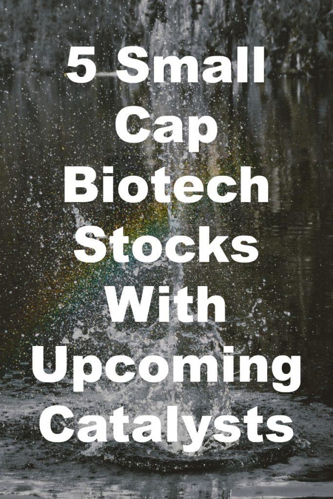 Bret Jensen small cap biotech