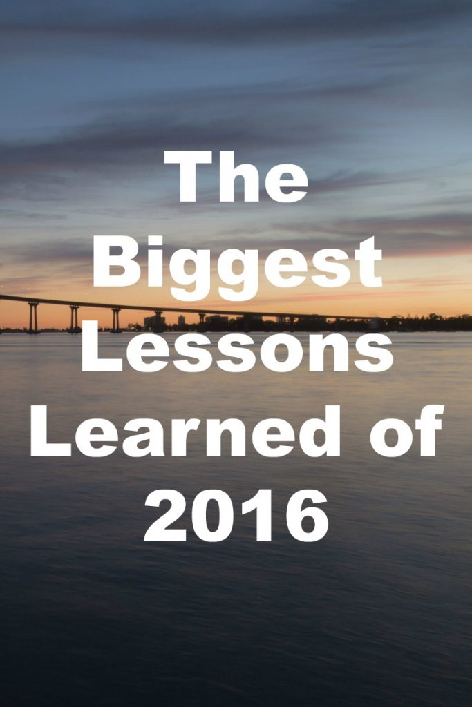 investing lessons learned